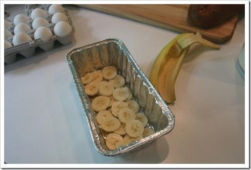 FrenchToastCasserole-BananaLinedPan
