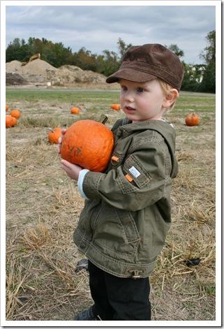PickedAPumpkin