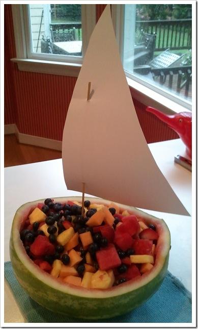 FruitBoat